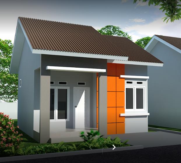 480+ Gambar Rumah Btn Type 36 HD Terbaru