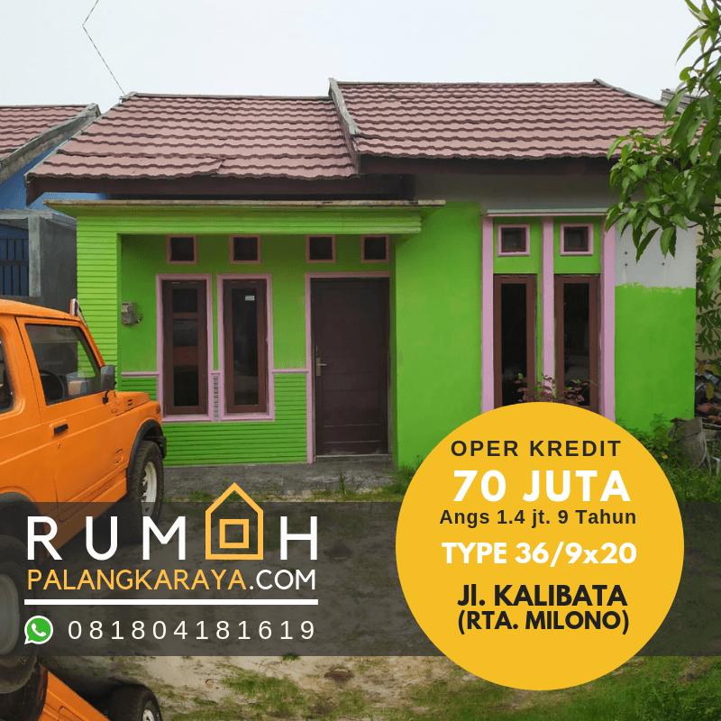 Rumah Type 36 Kalibata (Cash & Over Kredit) - JUAL Rumah ...