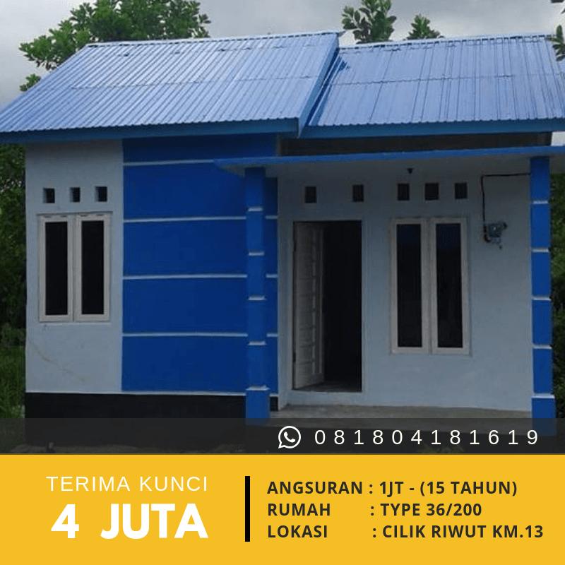 Project JUAL Rumah  BTN Palangkaraya  HARGA  Rumah  Tipe 36